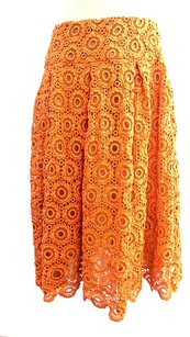 Moulinette Soeurs Skirt orange
