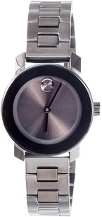 Movado Movado Bold Analog Display Quartz Grey Womens Watch