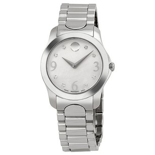 Movado Movado Diamond Dial Ladies Watch