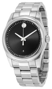 Movado MOVADO Sportivo Black Museum Dial Men's Watch MV0606481