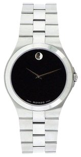 Movado Movado Stainless Steel Mens Watch 0606555