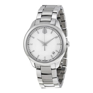 Movado Movado White Mother of Pearl Dial Ladies Watch