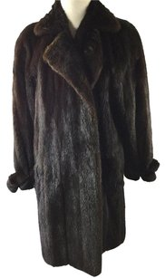 Mr. Beene Fur Coat