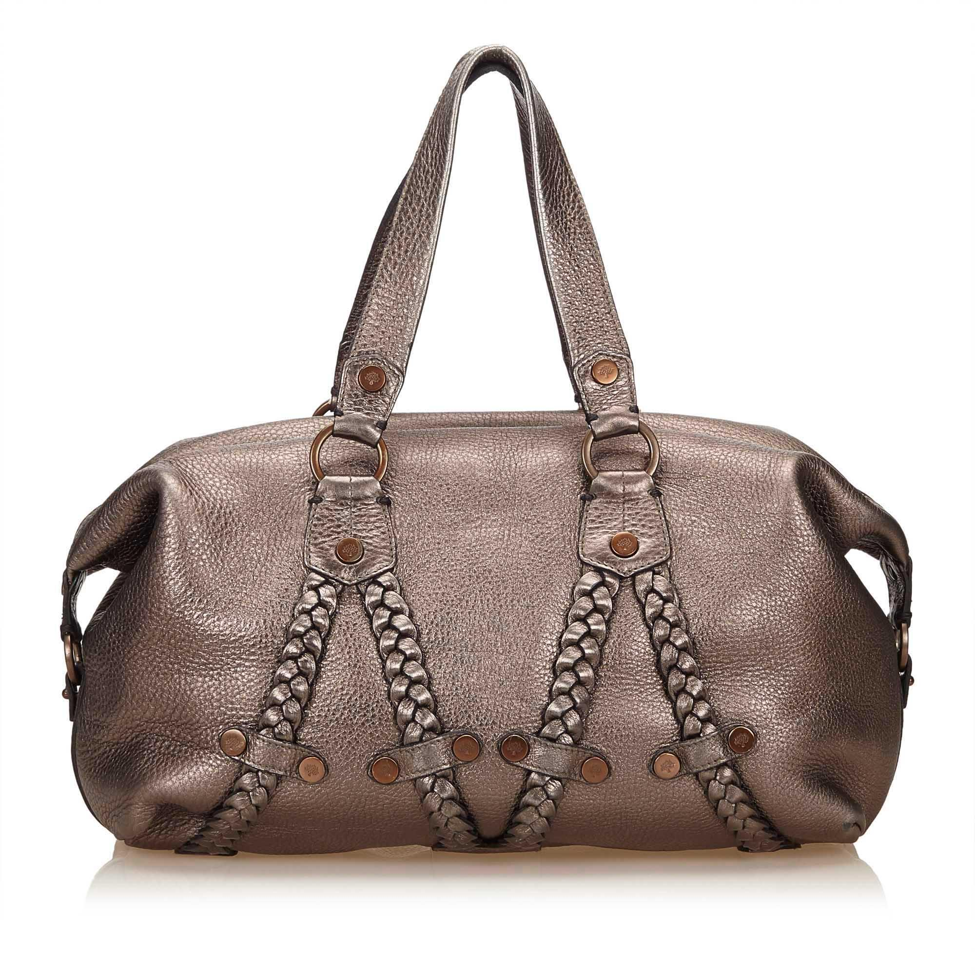 195d9d2785f3 ... mulberry 7bmbhb005 baguette 182a1 be4a8 ebay mulberry 7bmbhb005  baguette 182a1 be4a8  canada mulberry bayswater in hedgehog maxi grain  metallic bronze ...