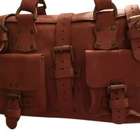 Mulberry Satchel in Tan