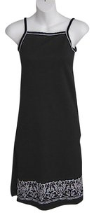 My Michelle short dress Black Spaghetti on Tradesy