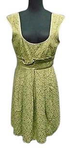 Nanette Lepore Olive Dress