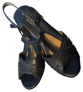 Naturalizer Blue Sandals