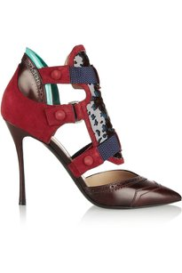 Nicholas Kirkwood Womens Red Pumps