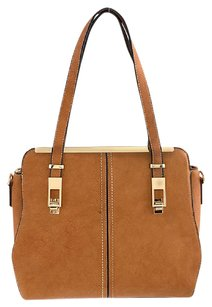 Nicola Mari Tote in Tan