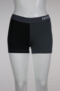 Nike Pro Dri Fit Womens Black Shorts Black, Gray