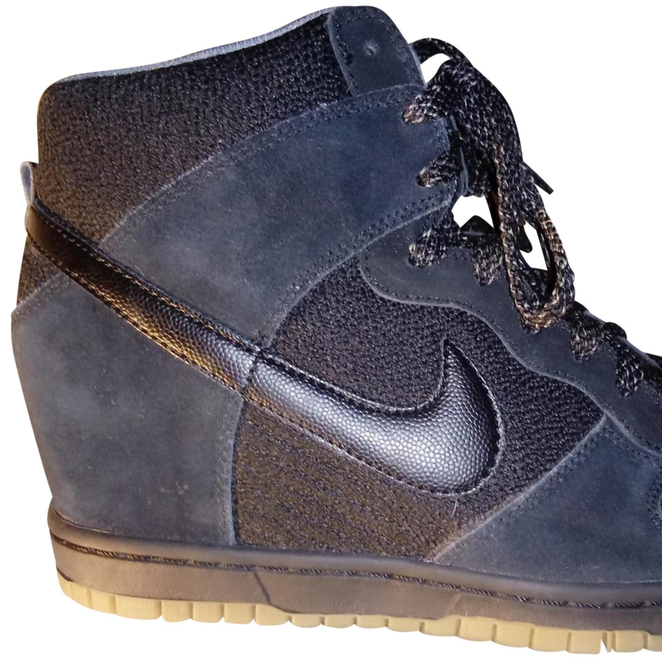 Nike High Dunk Wedges Size B) US 9.5 Regular (M, B) Size 3eed5f