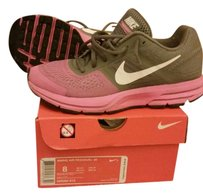 Nike Running Back To School grey and lilac pink Athletic