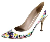 Nina Ricci Classics Multi-Color Pumps