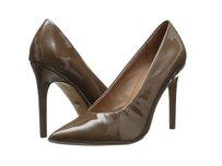 Nina Shoes Taupe Pumps