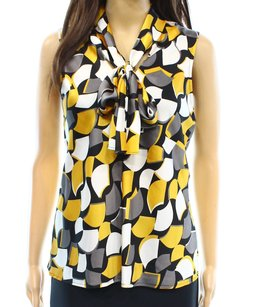 Nine West 100% Polyester 10588206 Top