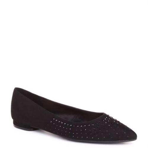 93e0d5dc1824 Nine West Black Odhran Flats Size US 6 Regular Regular Regular (M