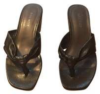 Nine West Bronze/Brown Sandals