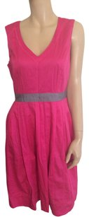 Nine West short dress Hot Pink. on Tradesy
