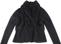 Other Adorable Black Wool Lk Sweater