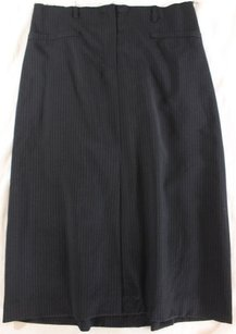Black Killer Pencil Ld Skirt