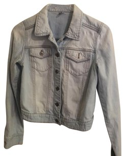 Nordstrom Denim Womens Jean Jacket
