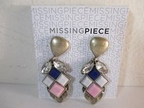 Nordstrom Norstrom Missing Pieces Teardrop Earrings