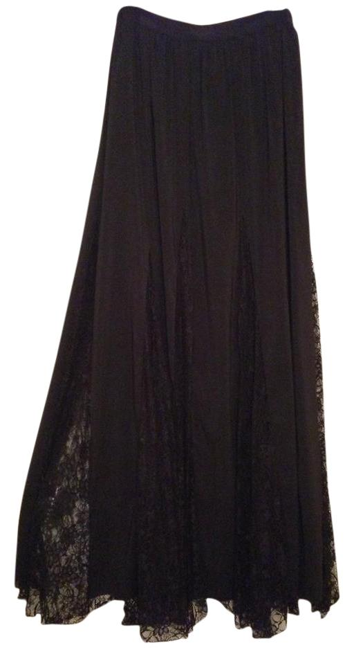 NWT ALICE + OLIVIA Maxi Lace Skirt size 0 MSRP $440 + TAX