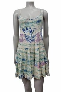 O'Neill Oneill Yana Lace Up Back Dress