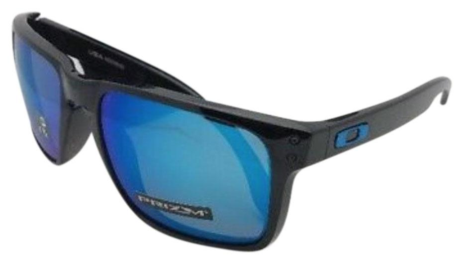 d2dec398060ad ... discount code for oakley new oakley sunglasses holbrook xl oo9417 0359  black w prizm saphire c306c ...