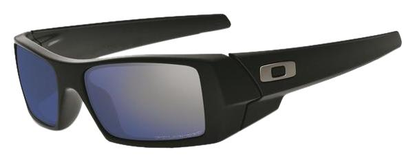 oakley z87 sunglasses  oakley oakley gascan 26 244 matte black iridium polarized 60mm sunglasses
