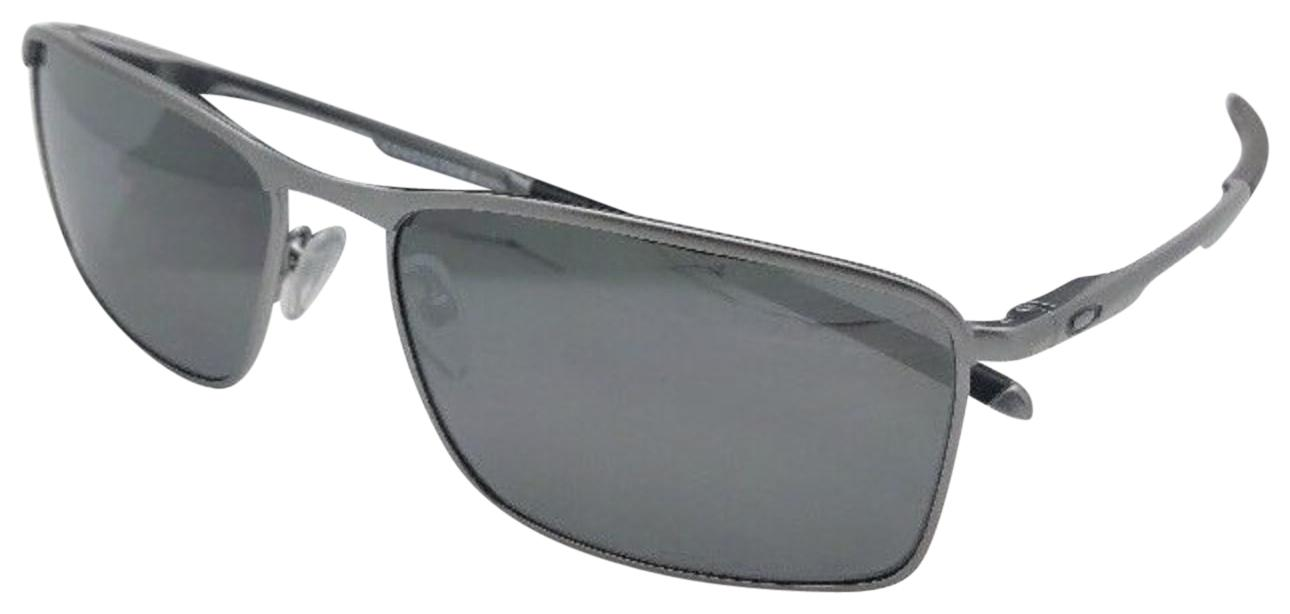 0c0c46f230e22 ... ireland oakley polarized oakley sunglasses conductor 6 oo4106 02 lead  frame w black 6a042 462e1