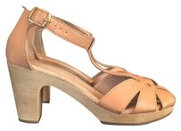 Old Navy Nude Mules
