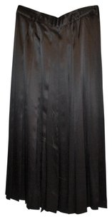 Oleg Cassini Sophisticated Chic Holidays Skirt Black