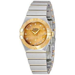 Omega Constellation Ladies Watch OM12320276058003