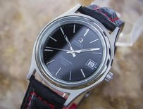 Omega Omega Cosmic 2000 Jumbo Automatic Stainless Steel Swiss Luxury Watch C1970 D120