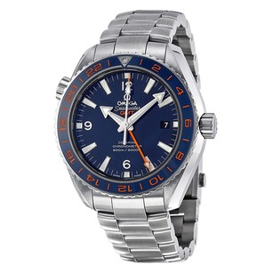 Omega Planet Ocean Blue Dial Stainless Steel Men's Watch 232.30.44.22.03.001