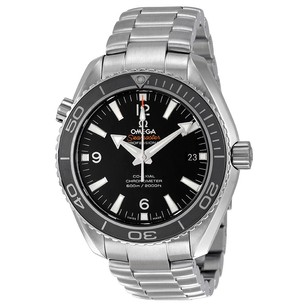Omega Seamaster Planet Ocean Black Dial Men's Watch 232.30.42.21.01.001