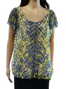 One World 100% Polyester 533003997 Top