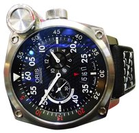 Oris Oris Bc4 Der Meisterflieger Mens Aviation Chronograph Watch 649-7632-4164ls