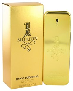 1 MILLION by PACO RABANNE ~ Men's Eau de Toilette Spray 3.4 oz