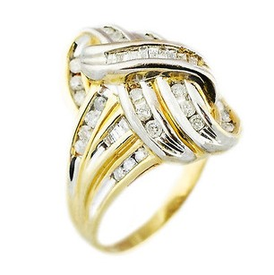 Other 10k Yellow Gold 1.0ct Diamond Ring 6.8 Grams Ring