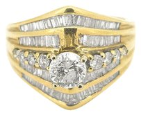Other 14k Yellow Gold 0.45ct Diamond Ring