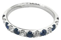 Other 18k White Gold Sapphire Ring