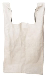 Cast Of Vices Corner Store Tote in Beige