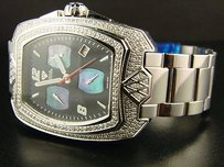 Other Aqua Master Jojo Joe Rodeo 81-7i Kc Diamond Watch 2.5c