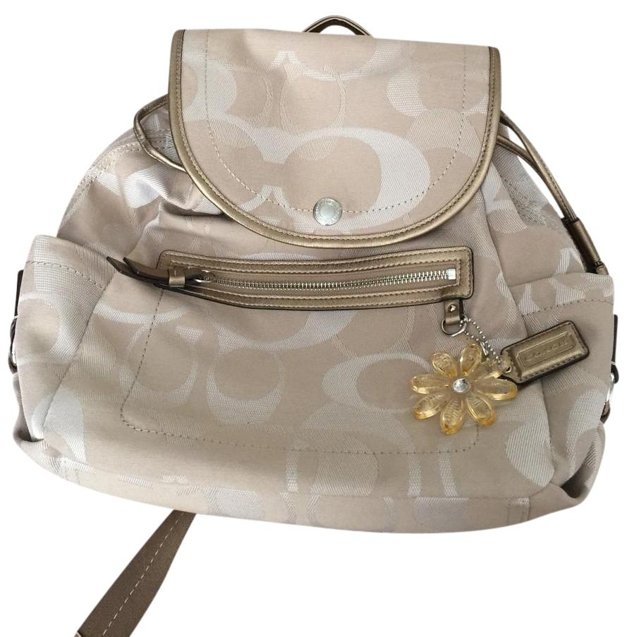coach poppy purse outlet isqr  Coach Backpack