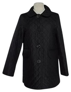 Other Charles Womens Polyester Coat Black Jacket