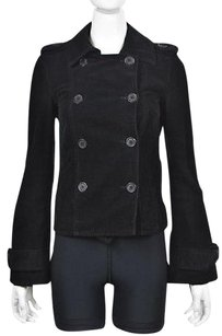 Juicy Couture Jeans Womens Black Jacket
