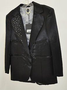 Sretsis Snowdrop Two Black Jacket